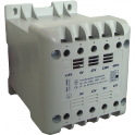 Transformateur de commande monophasé 2 x 12 V 250 VA