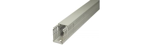 Goulottes de câblage SES type GN-A6/4 LF