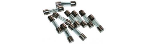 Fusibles en verre temporisés 5 mm x 20 mm 250 V