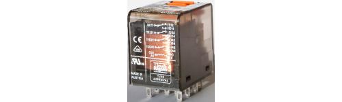 Relais miniature de puissance 4 RT embrochable