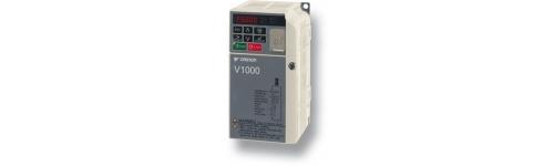 Variateurs de fréquence compacts V1000