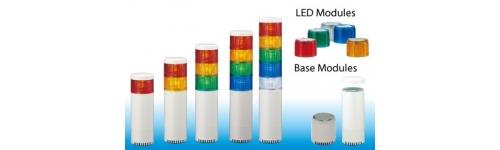 Colonnes lumineuses à LED série LU7