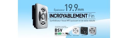 Synthétiseur vocal industriel MP3 - Série BSV