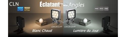 Spot de travail à LED - Série CLN