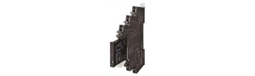 Relais statique industriel plat Série G3RV