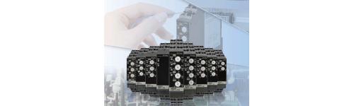 Relais de surveillance Push-In Plus de la série K8DT