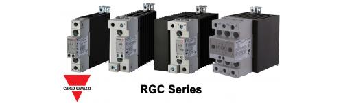 Relais statique avec dissipateur intégré RGC