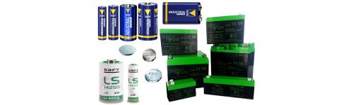 Batteries, piles et accumulateurs