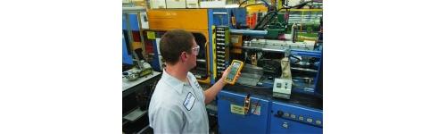 Instruments de test et de mesure