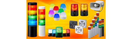 Signalisation sonore et lumineuse